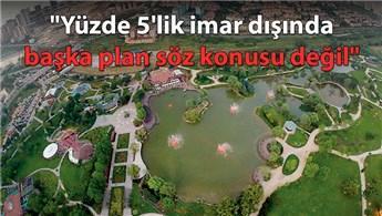 Başakşehir Belediyesi'nden Gölet Projesi açıklaması!