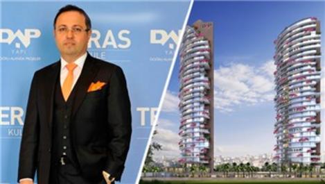 DAP Teras Kule lansman fiyatlarıyla görücüye çıktı!