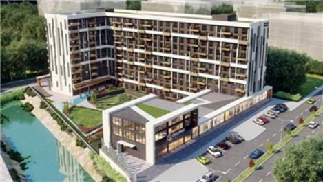 Erguvan Premium Residence'ta yağmur suları değerlendiriliyor