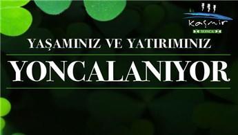 Kaşmir Yonca Ankara projesi için düğmeye basıldı!