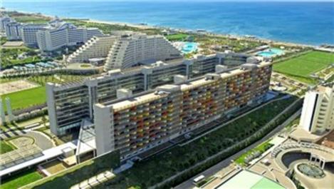 Antalya Kervansaray Lara Oteli, 411 milyon liradan satışta!