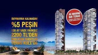 DAP Teras Kule ödeme planı!