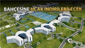'Sancaktepe'ye çok büyük bir hastane inşa edeceğiz'