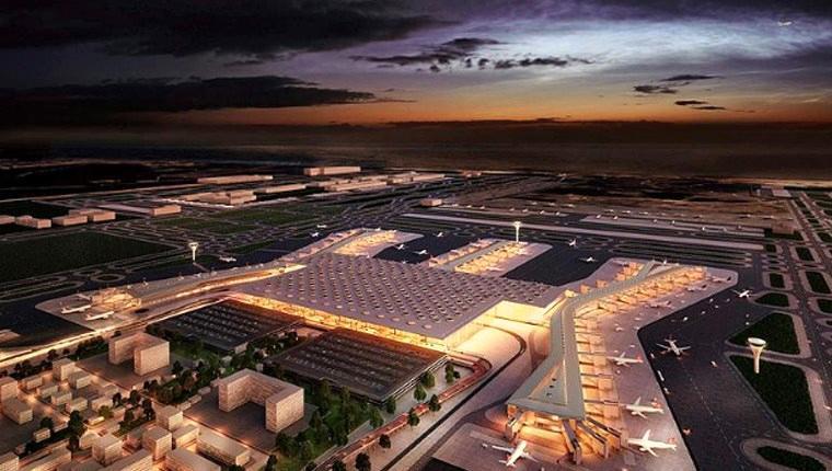 İstanbul Yeni Havalimanı'na ABD'den ödül!