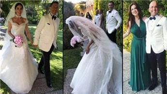 Nedim Keçeli ve Gamze Karaman evlendi
