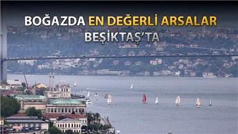 İstanbul Boğazı'ndaki toplam arazi değeri 670 milyar lira