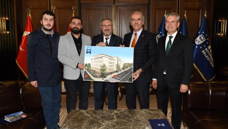 Bursa'da okullar sıfırdan yapılıyor