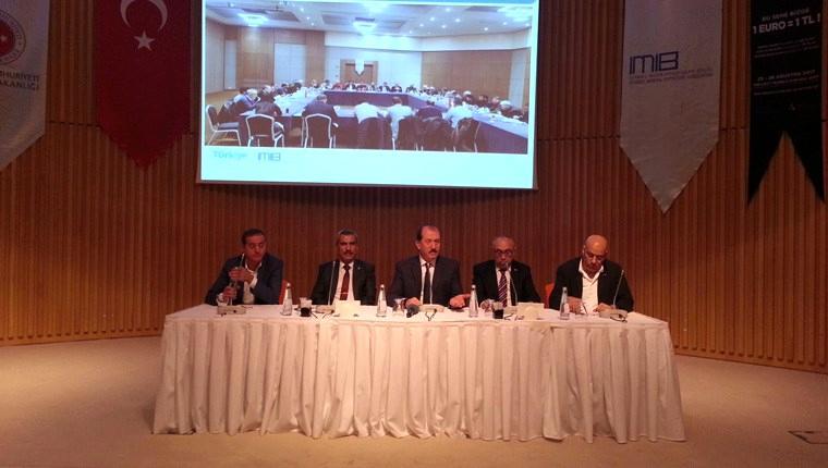 İstanbul Maden İhracatçıları Birliği, Euro ile TL'yi eşitledi