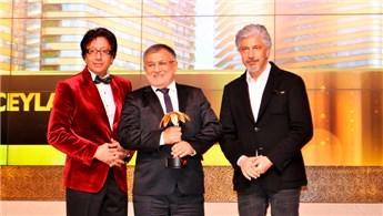Zer projeleri 'Yılın İnşaat Projesi' ödülünü aldı!