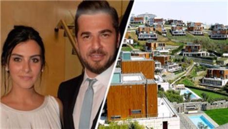 Engin Altan Düzyatan, Beykoz Çubuklu Vadi'den villa satın aldı