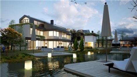 Iglo Architects, Ömerli Park Evleri'ni tasarlıyor!
