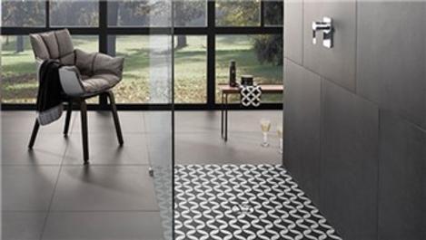 Villeroy&Boch, desenli seramik duş teknesi üretti!