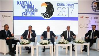 Kartal'a Yatırım Geleceğe Yatırım Zirvesi tamamlandı!