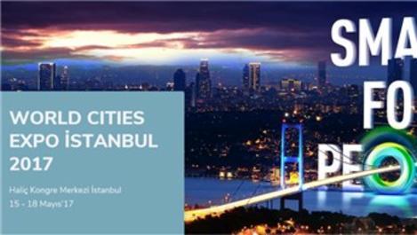 World Cities Expo İstanbul 15-18 Mayıs'ta gerçekleşecek!