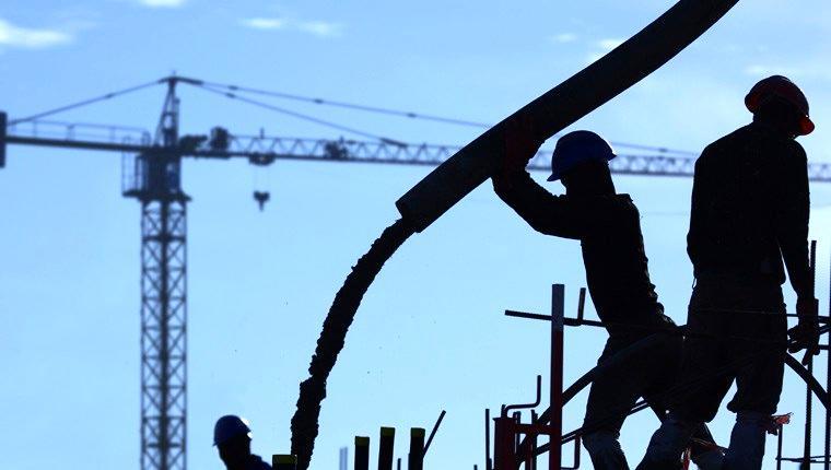 'Referandum sonrası inşaat sektörü hız kazandı'