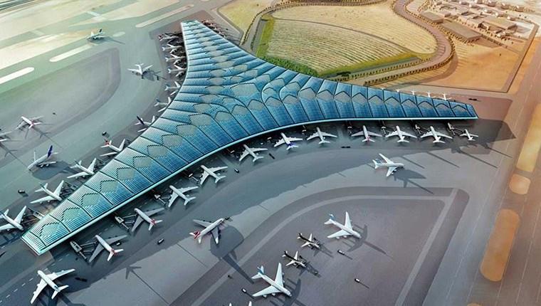 Kuveyt Havalimanı'nda 12 bin kişi çalışacak!