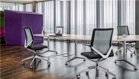 Ofis ve konferans salonlarına yeni nesil koltuklar!