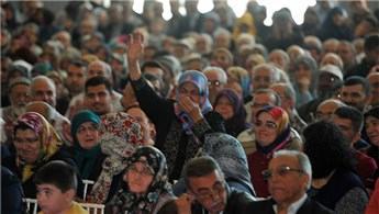 TOKİ, Konya Meram'da 802 konutun sahiplerini belirledi!