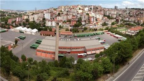 İBB, Topkapı'daki eski İETT Garajı'na yurt yapacak!