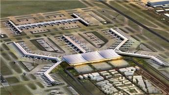 '3. Havalimanı'nın yarısından fazlası tamamlandı'