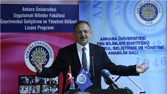 'Bıraksak İstanbul'daki ormanlara bina yapacaklar'