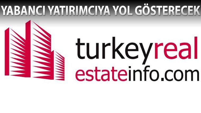 Turkeyrealestateinfo.com, 4 farklı dilde yayına başladı!