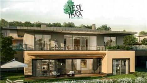 Yeşilyaka villaları 17 Mayıs'ta basınla bir araya geliyor!
