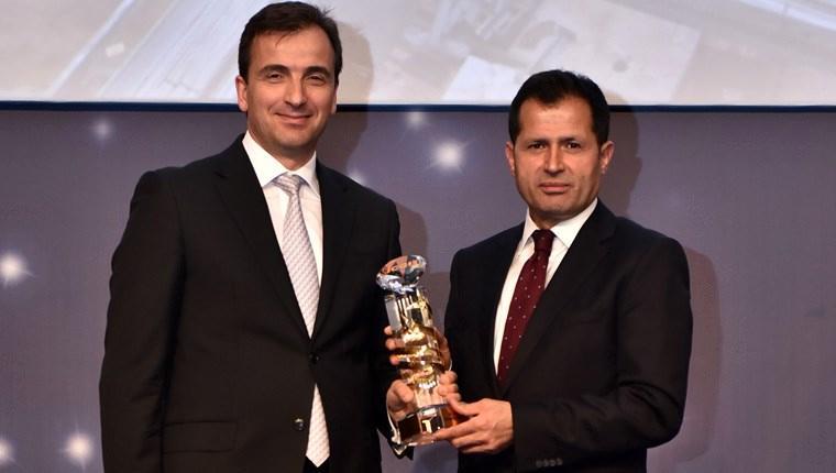 Şişecam, 'ICCI Enerji Ödülü'nü aldı!