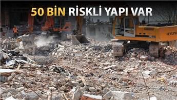 Osman Yıldırım: İstanbul'u kentsel dönüşüm kurtaracak