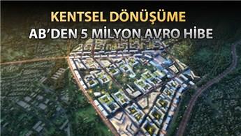 Antalya Kepez Santral projesine 5 milyon avro hibe!