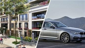 Büyükyalı İstanbul, BMW 5 Serisi'ni deneyimleme imkanı sunuyor!