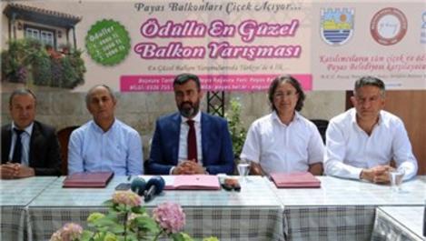 Hatay'da Ödüllü En Güzel Balkon Yarışması düzenlenecek