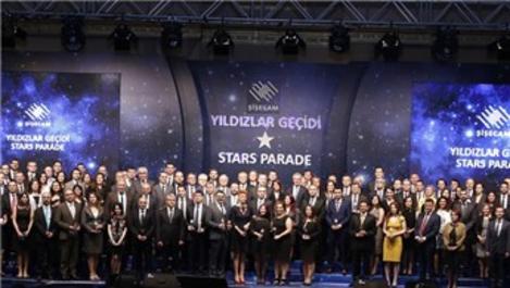 Şişecam Yıldızlar Geçidi ödül töreni 6. kez düzenlendi!