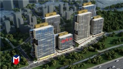 Business İstanbul'un C bloğu, ETS Tur'a satıldı!