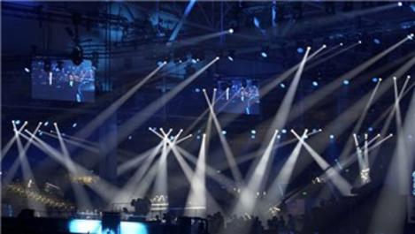 Osram, 3. kez Eurovision'un aydınlatmasını üstlendi!