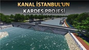 Kanal Tokat projesinin yüzde 40'ı tamamlandı!