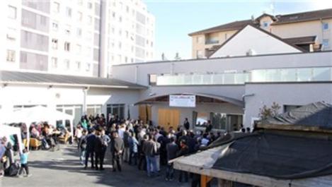Fransa'da Annemasse cami ve külliyesi açıldı