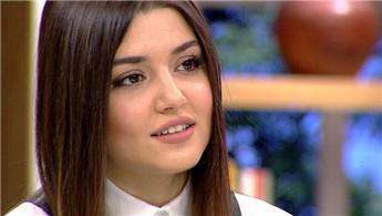 Hande Erçel'in Sarıyer'deki evine hırsız girdi