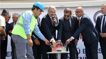 Antalya Emniyet Müdürlüğü'nün yeni binasında temel atıldı!