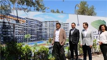 İzmir Kuzeyşehir projesinin yüzde 45'i satıldı!