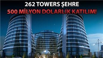 262 Towers projesi görücüye çıkarıldı!