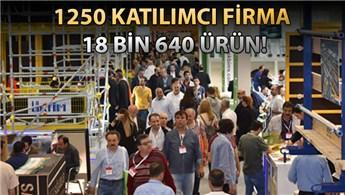 40. Yapı Fuarı–Turkeybuild İstanbul kapılarını açtı!