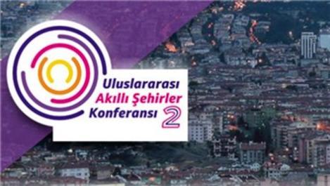 Uluslararası Akıllı Şehirler Konferansı yarın kapılarını açıyor