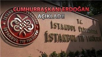 Çapa Tıp Fakültesi, Hasdal'daki araziye taşınacak!