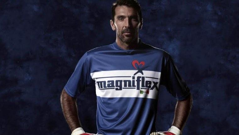 Magniflex'in reklam yüzü İtalyan kaleci Buffon oldu