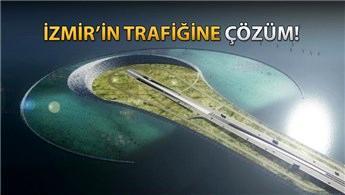 Bakan Arslan'dan İzmir'e köprü ve tüp geçit müjdesi!