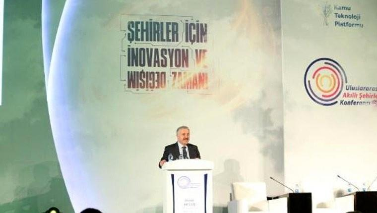 Uluslararası Akıllı Şehirler Konferansı gerçekleşti!