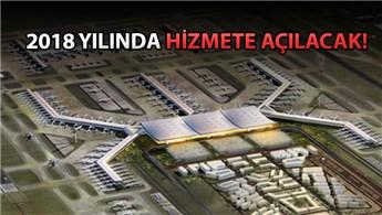 'İstanbul Yeni Havalimanı İpek Yolunu havadan kuracak'