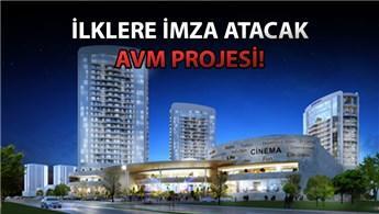 Sur Yapı Bursa Marka AVM, 1 Haziran'da açılıyor!