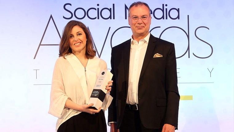 VitrA, seramik sektörünün 'En Sosyal' markası seçildi!